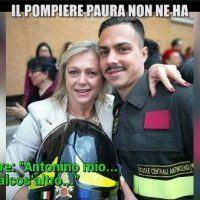 """""""Il pompiere o niente"""": il racconto della mamma di Nino Candido a Le Iene - VIDEO"""