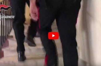 Sgominata associazione criminale in provincia di Reggio: il video dell'operazione