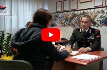 Giornata contro la Violenza di genere, il video Non sei sola dei Carabinieri