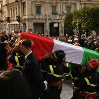 Duomo di Reggio, l'ultimo saluto a Nino. Morosini: