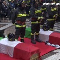 Tragedia Alessandria, funerali di Stato: l'Italia in lacrime – FOTO