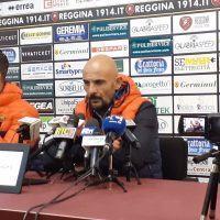 Casertana, Ginestra: 'Reggina squadra vera, forte, molto forte'