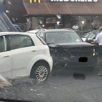 Reggio, incidente sulla SS 106: coinvolte 4 autovetture - FOTO