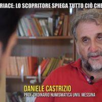 Giallo Bronzi di Riace, il prof. Castrizio a Le Iene: