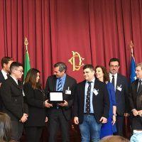 """ITT Panella-Vallauri, conseguito il premio nazionale 'Immagini per la terra"""" - FOTO e VIDEO"""