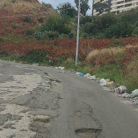 Reggio, strade ridotte a mulattiere nella periferia nord: la segnalazione dei cittadini - FOTO