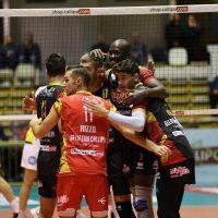 Volley - Primo sorriso per la Tonno Callipo e prova contro Verona superlativa