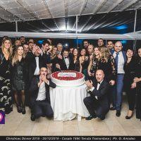 Christmas Dinner, condivisione e solidarietà per il Gran Galà dei giovani imprenditori calabresi - FOTO