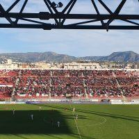 Calcio - Il girone di ritorno della Reggina. Date e orari con posticipi ed infrasettimanali