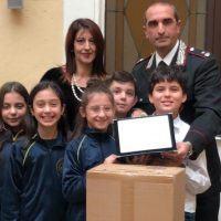 'In memoria di Olga', II posto per la scuola primaria del Convitto 'T.Campanella' - FOTO