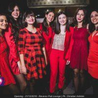 Christmas Night Party Mediterrhegion al Reverso Pub Lounge