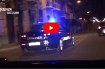 'Ndrangheta, arrestato un imprenditore reggino: il video dell'operazione