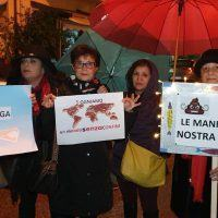 """Salvini a Reggio, le 'sardine' pronte ad accoglierlo: """"Giù le mani dalla nostra terra"""" - FOTO"""