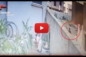 Reggio, furto in abitazione: catturati grazie alle immagini di videosorveglianza