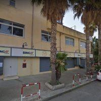 Reggio, rapina al Bingo di Pentimele. Assalto di tre malviventi