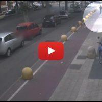Reggio, tentata rapina a portavalori: il video delle telecamere