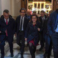 Ministro De Micheli a Reggio, Falcomatà: