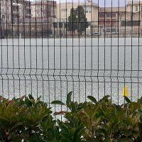 Reggio, ondata di maltempo: forte grandinata in città