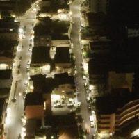 Nuova luce su Pellaro: inaugurato impianto di illuminazione tecnologico ed efficiente - FOTO