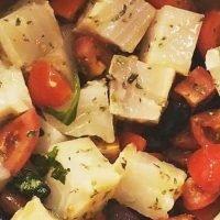 Come preparare l'insalata di stocco alla calabrese: la ricetta