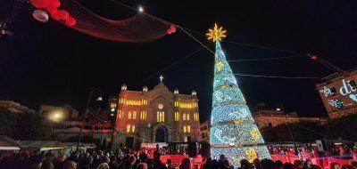Natale Piazza Duomo Reggio Calabria