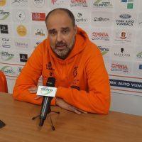 """Pallacanestro Viola, coach Moretti: """"Partita equilibrata per 25 minuti, Viglianisi è stato determinante"""""""