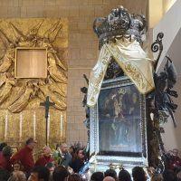 Festa Madonna, il quadro dall'Eremo in Cattedrale: l'idea alternativa del trasporto