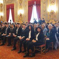 A Roma per incontrare Mattarella: la storia di alcuni studenti della provincia di Reggio