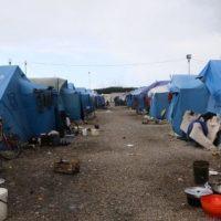 Tendopoli di San Ferdinando: metà dei migranti positivi al Covid