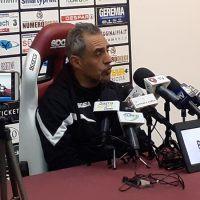 Reggina, Toscano: 'Non accetto bene le sconfitte, ma...'