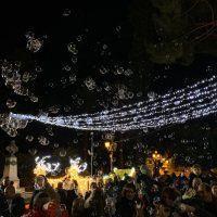 """Apre il 'Villaggio di Babbo Natale', Falcomatà: """"Reggio sarà un luogo magico"""" - FOTO"""