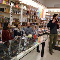 La Strada per Pazzano Sindaco: incontro 'Come la cultura trasforma la città....' - FOTO