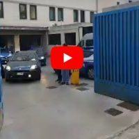 'Ndrangheta - Operazione 'Giù la testa': l'uscita degli arrestati