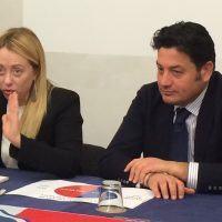 Rapani (FdI): 'Giorgia Meloni in Calabria testimonia l'impegno per il Sud'