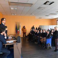 Reggio, tre nuove stazioni per la tratta jonica. Falcomatà: 'Altri progetti in cantiere'