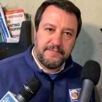 Salvini e il citofono della discordia: 'Per la Calabria ho in testa idee precise'