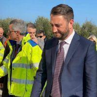Calabria, il viceministro Cancellieri sulla SS106: 'Mi piacerebbe sentirla chiamare la strada delle opportunità'