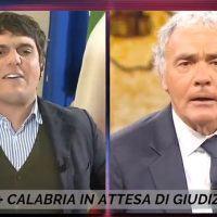 Calabria amara, scontro in tv tra Giletti e Polimeni: 'Pulitevi la bocca prima di parlare di Gratteri'