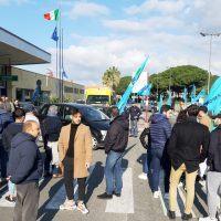 Sciopero Aeroporto di Reggio, Uiltrasporti: 'Grande partecipazione, ma le istituzioni?'