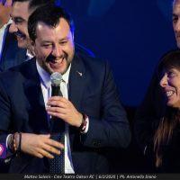 Salvini a difesa della Calabria 'sotto attacco'