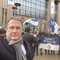 Eyfhèmos, Cirielli (FdI) su Creazzo: 'La candidatura è stata una mia decisione'