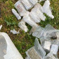 Reggio, operazione Dirty dig. Arrestato un rosarnese e sequestrati droga e armi