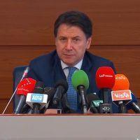 """Caso """"scuole chiuse"""" in Calabria: le parole del Premier Conte"""