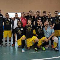 Calcio a 5 - Real Arangea suona la nona sinfonia