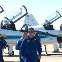 Università Mediterranea, due giorni nello spazio con Roberto Vittori