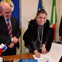 Regione Calabria, primo giorno per la presidente Santelli - FOTO