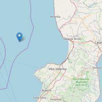 Terremoto, nuova scossa in Calabria