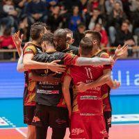 Volley - La Tonno Callipo si prepara alla trasferta di Civitanova