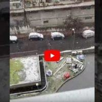 È primavera, ma in Calabria nevica