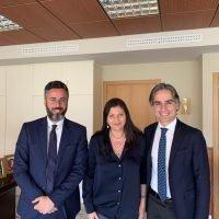 Falcomatà e Neri incontrano la Presidente Santelli: 'Priorità rifiuti, lavoro, trasporto locale e sistema aeroportuale'